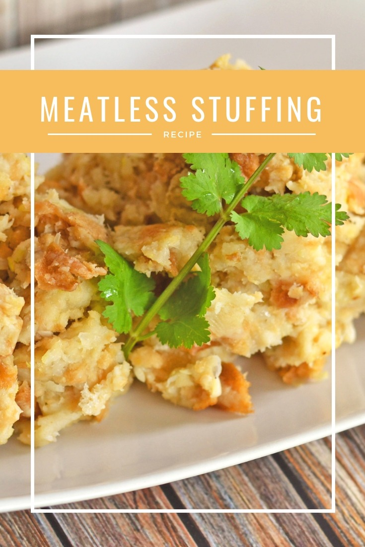 Meatless Stuffing Recipe