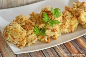 Meatless Stuffing Recipe Using Portuguese Papo-Seco