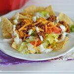 Easy-taco-salad