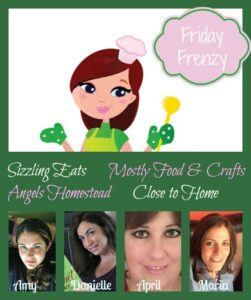 Friday Frenzy is Back for Another Weeks of Recipes, Crafts, and DIYS!