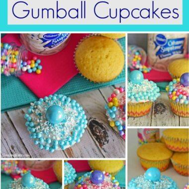gumball-cupcakes