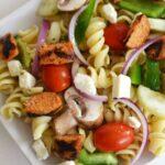Feta-pasta-salad