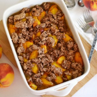 Peach-crumble-recipe