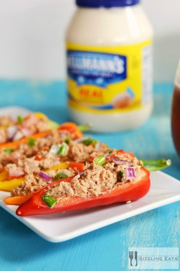 Tuna-fish-peppers