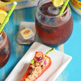 blueberry-iced-tea