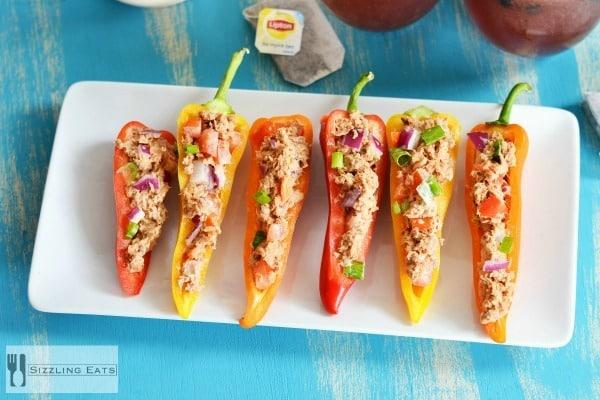 tuna-and-veggie-stuffed-peppers