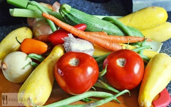 Vegetable-soup-ingredients