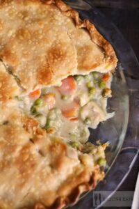 How to Make Creamy Chicken Pot Pie