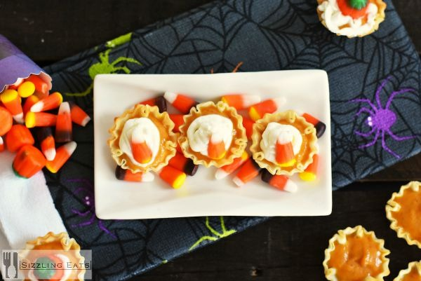 Pumpkin-tarts