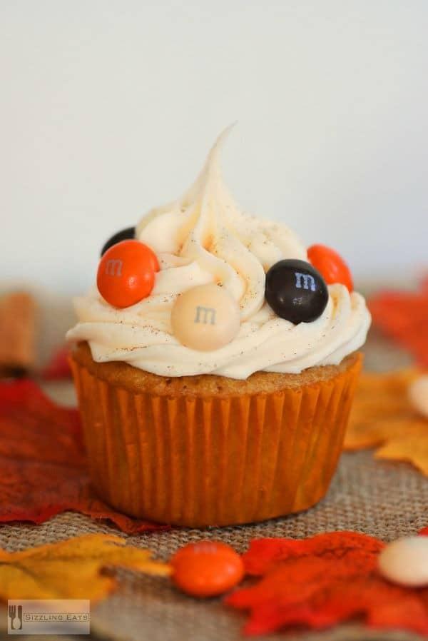 pumpkin-apple-cupcake