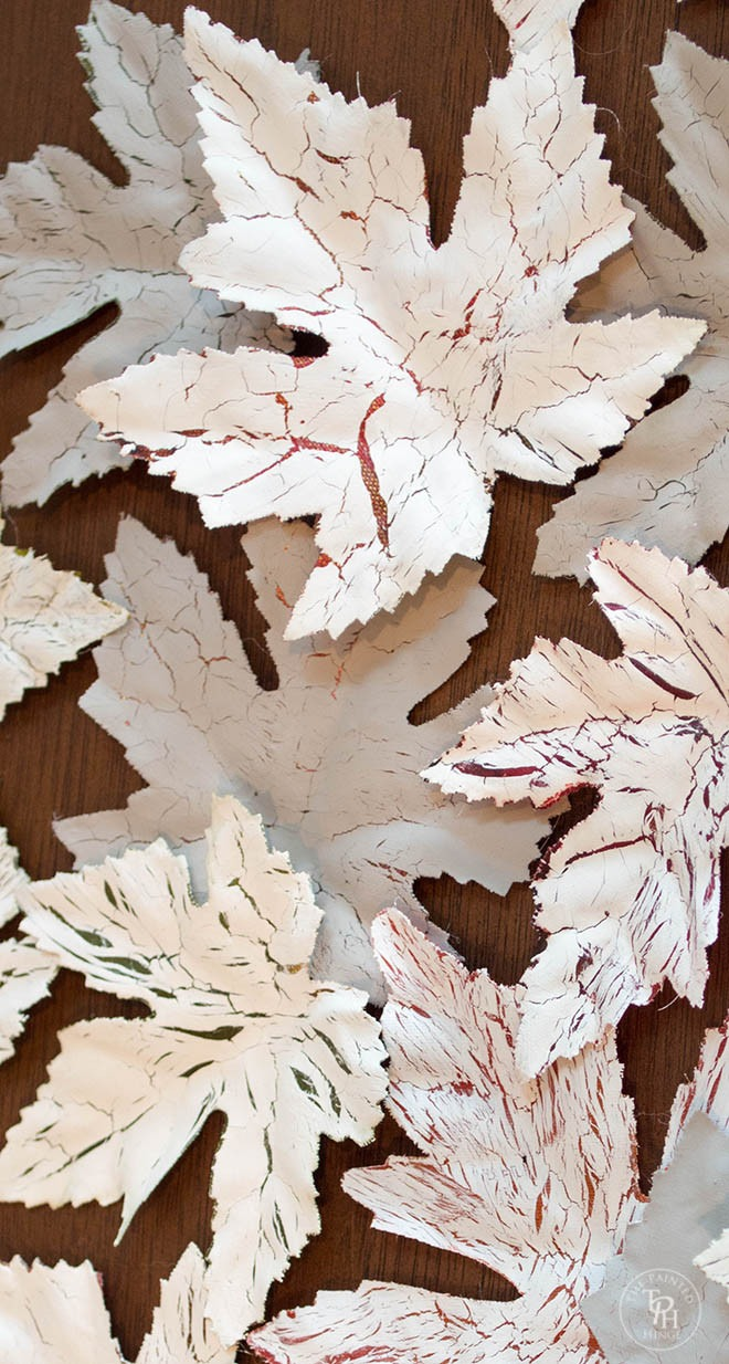 Crackle-Paint-Dollar-Store-Leaves-Tutorial-8