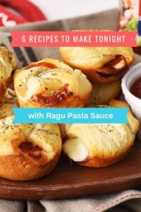 Recipes to Make with Ragu Pasta Sauce Tonight