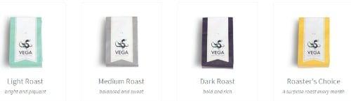 Vega-coffee