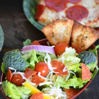 Pepperoni-pizza-salad-recipe