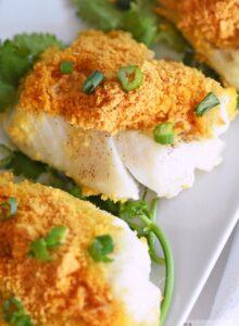 Cracker-crusted-cod