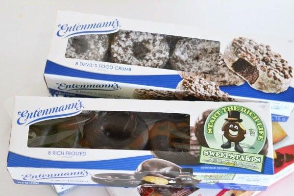 Entenmanns-Donuts