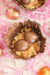 Chocolate-Egg-nests