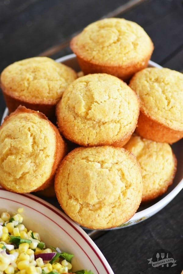 Honey-Corn-muffin