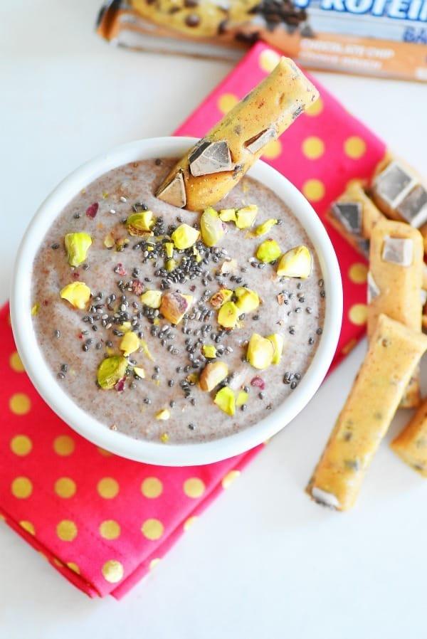 Protein-yogurt-dip
