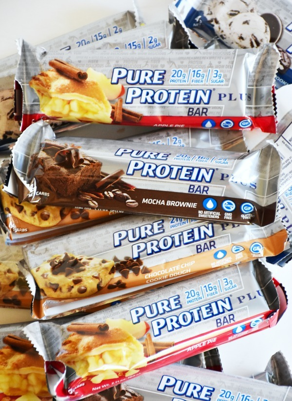 Pure-Protein-bars-flavors
