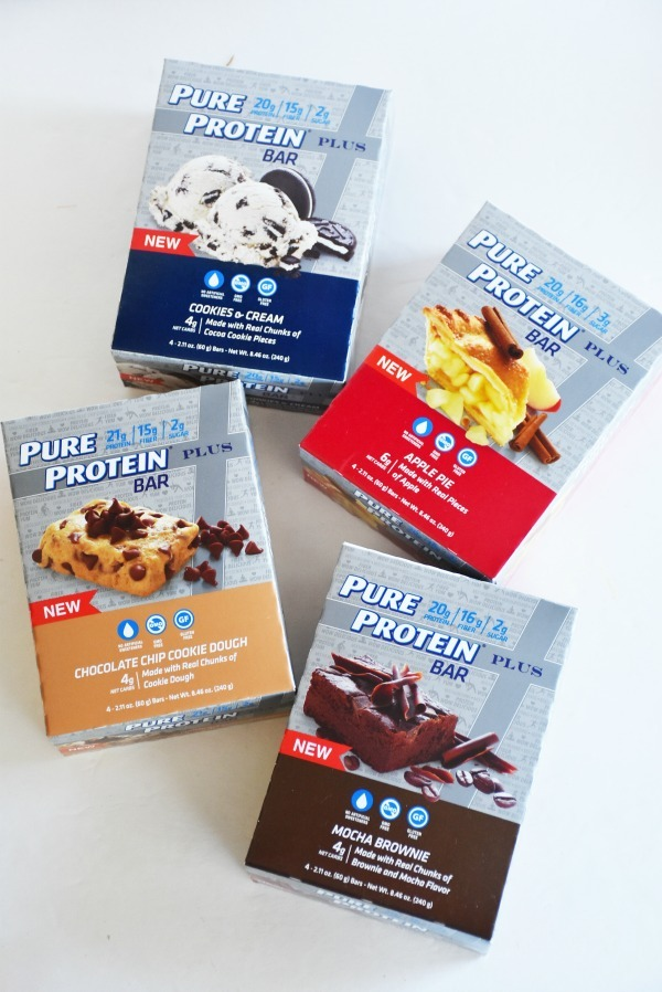 Pure-protein-boxes