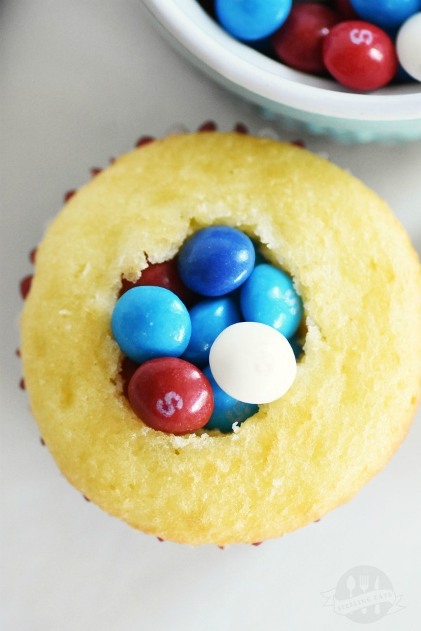 Skittles-surprise-cupcake-middle