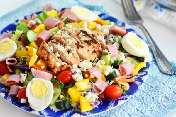 Chicken-chopped-salad