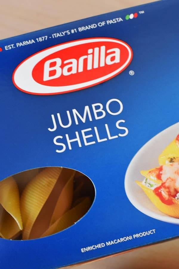 barilla-shells