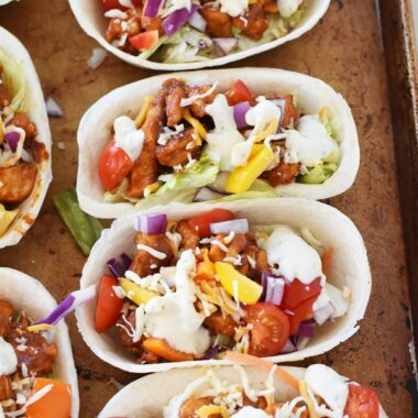 ranch-chicken-taco-boats