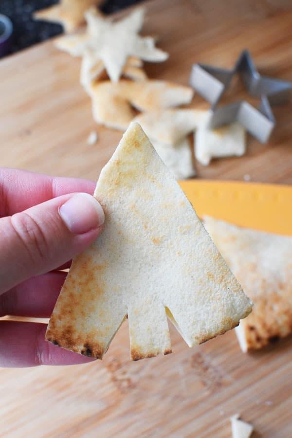 christmas-tree-pita-breads