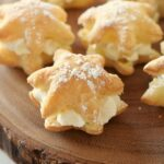 20 Minute Snowflake Cream Puffs Recipe