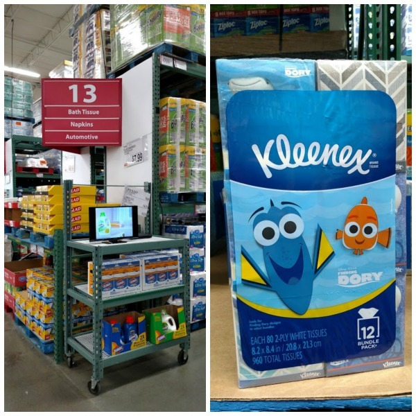 Dory-Kleenex-at-BJs