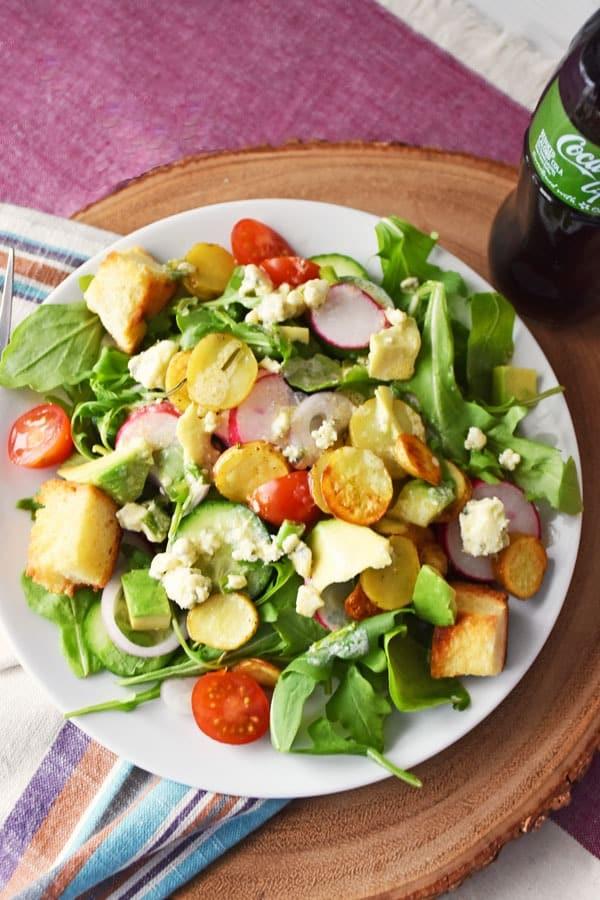 gorgonozola-chefd-salad