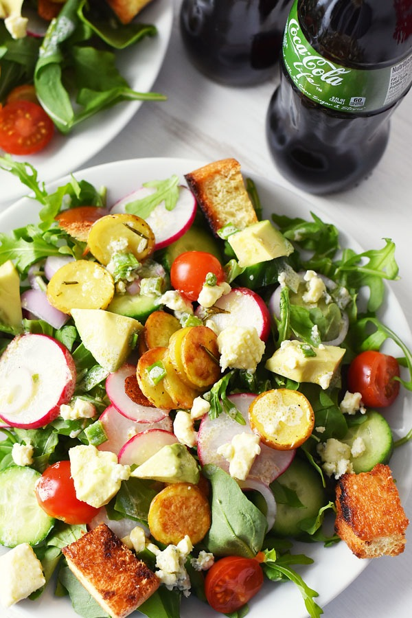 gorgonzola-salad