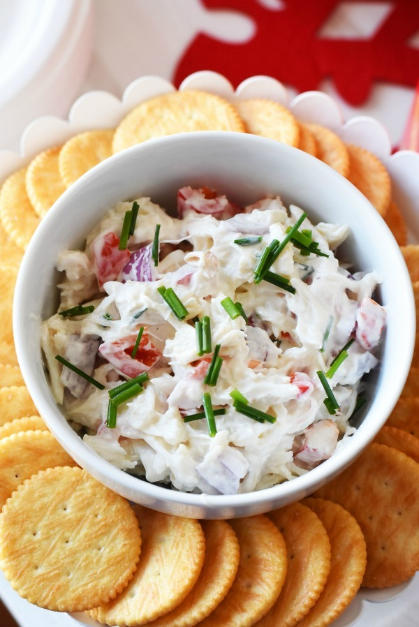 real-crab-meat-salad