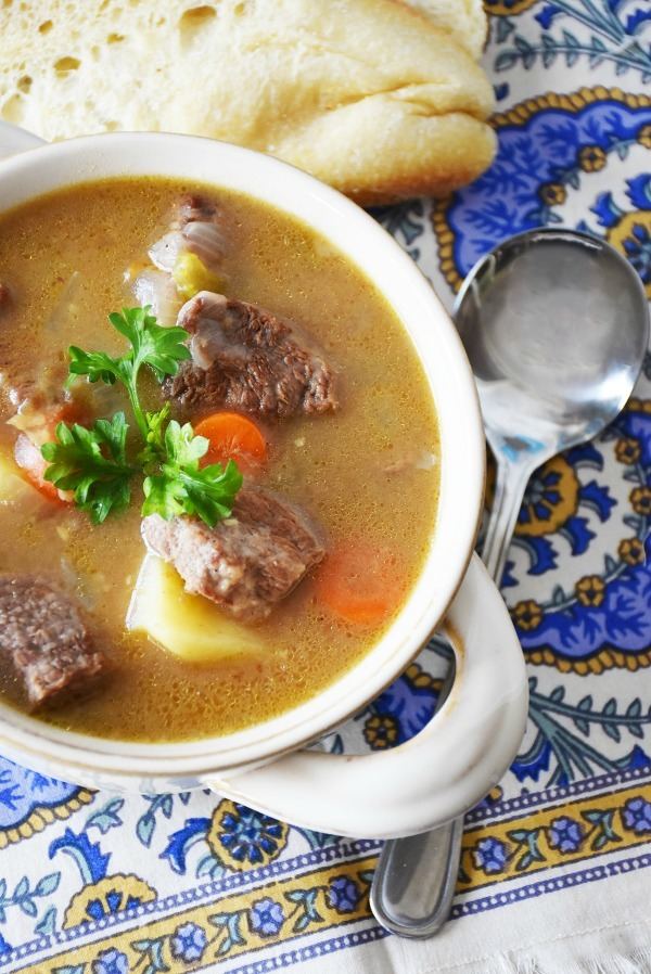 Quick & Delicious Beef Stew Recipe