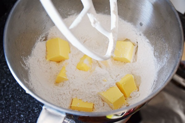 Butter-in-kitchenaid