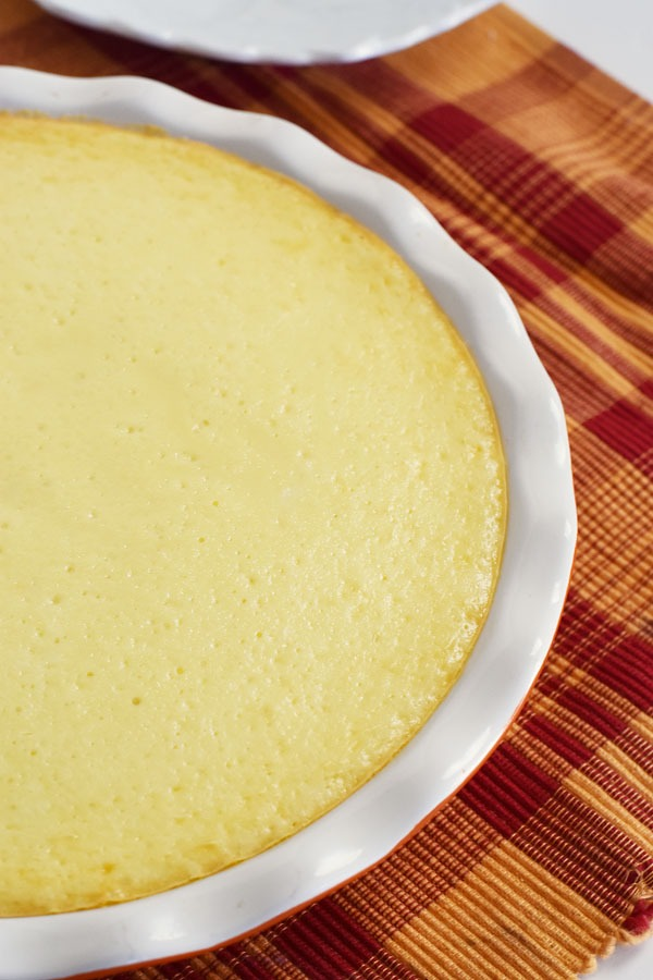 Cheesecake-pie