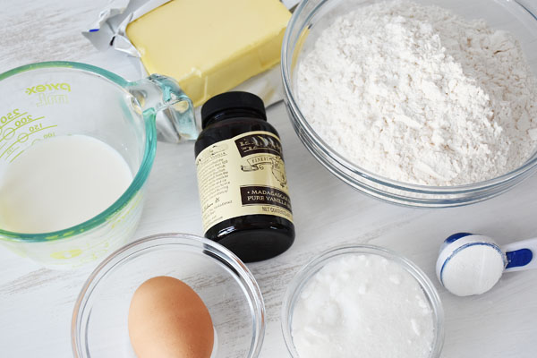 Scone-recipe
