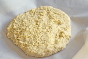 Scones-dough