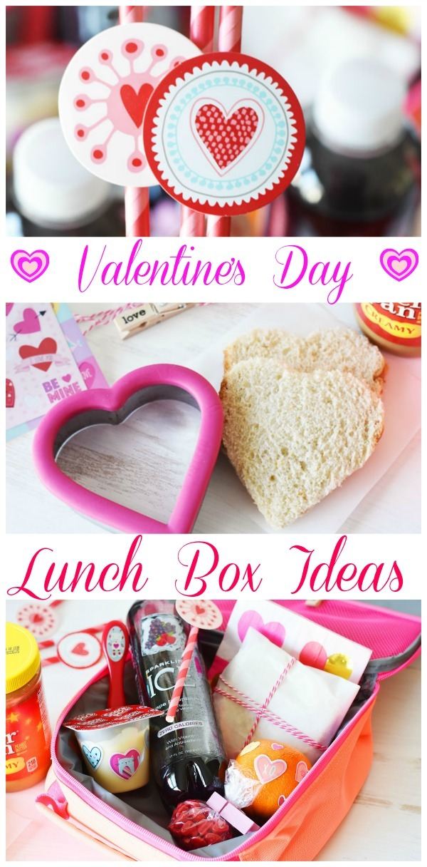 Valentine\'s Lunch Box Ideas