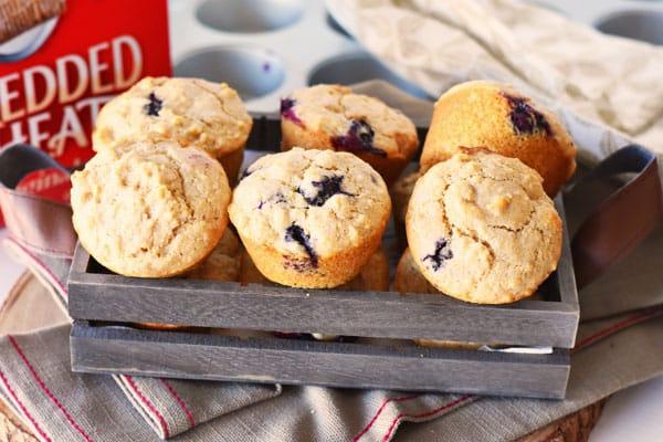 bluberry-wheat-muffins