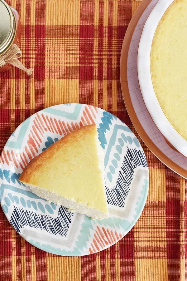 cheescake-in-pie-dish