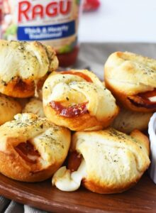 Pepperoni Pizza Cheese Bombs