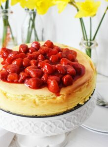 Cheesecake with No Crust Recipe1