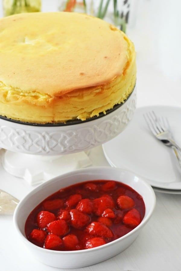 Gluten Free Cheesecake Recipe