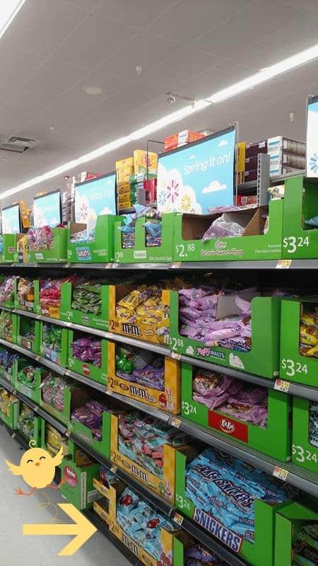 Mars Easter Walmart