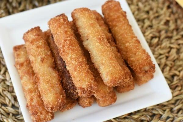 Crunchy Gortons Fishstick