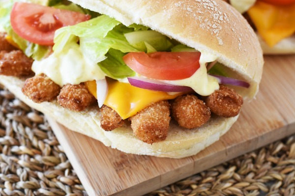Fishstick Po Boy Sub1