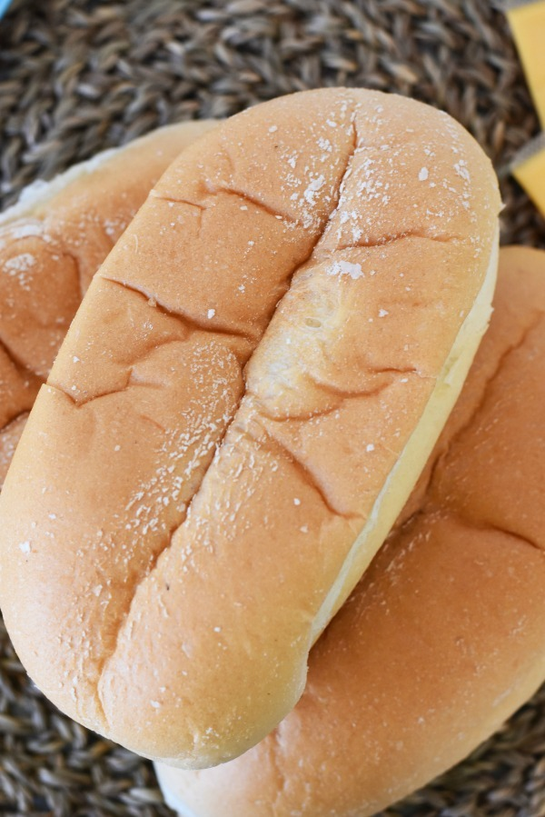 Torpedo buns